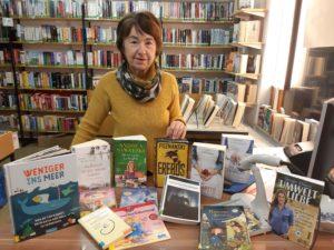 Kürzlich neu eingetroffene Bücher, präsentiert von Selma Markhof