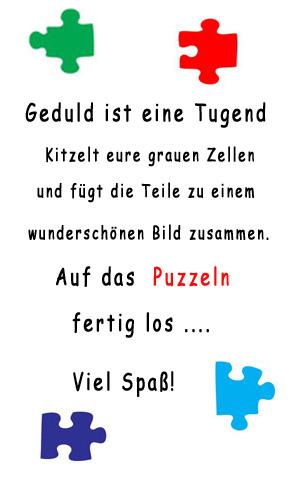 Bildpuzzle