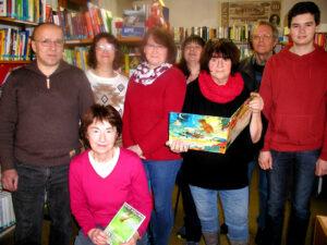 Das Bücherstadl-Team