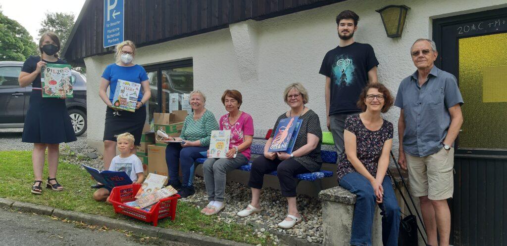 Geschenk der Deutschen Akademie für Kinder- und Jugendliteratur